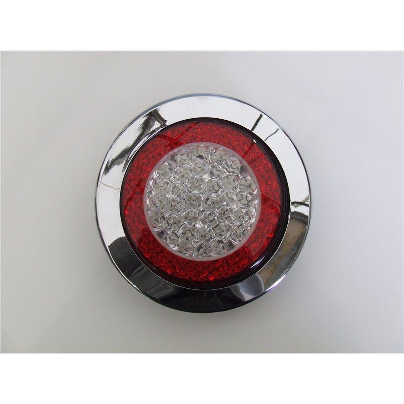 FEU AR CLIGNOTANT/STOP/AR A LED BBS 735/12 CAMION