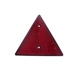 CATADIOPTRE TRIANGULAIRE ROUGE