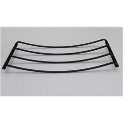 GRILLE POUR BAIE GALBEE COULISSANTE 600x400 mm PTE AVANT OBLIC +