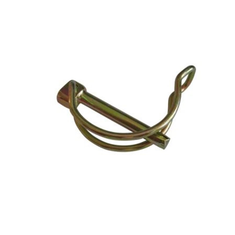 GOUPILLE SECURITE DEMI-LUNE D.6X45 BICHROMATEE