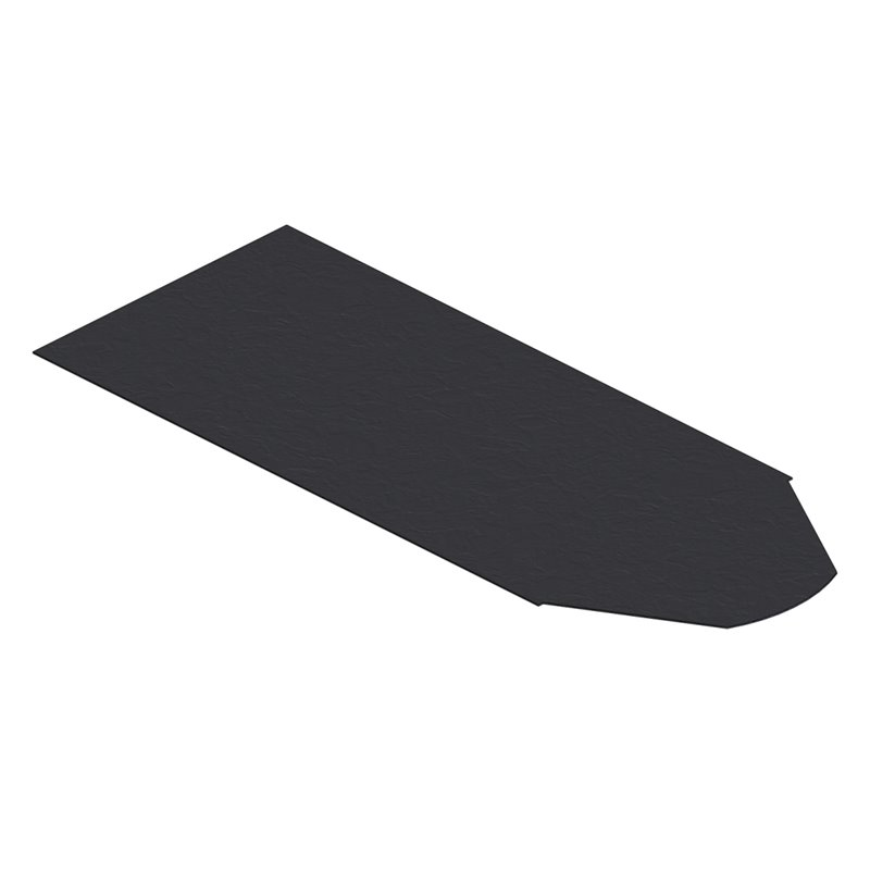 TAPIS DE SOL LISSE 4475x1790x8mm OBLIC+3
