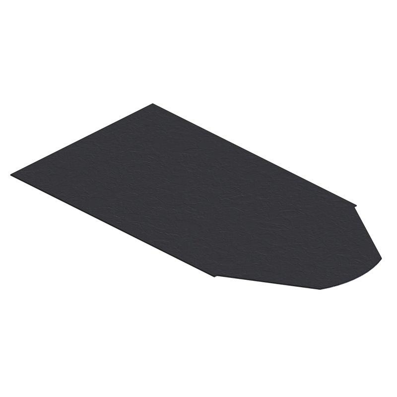 TAPIS DE SOL LISSE 3475X1790X8mm OBLIC+2