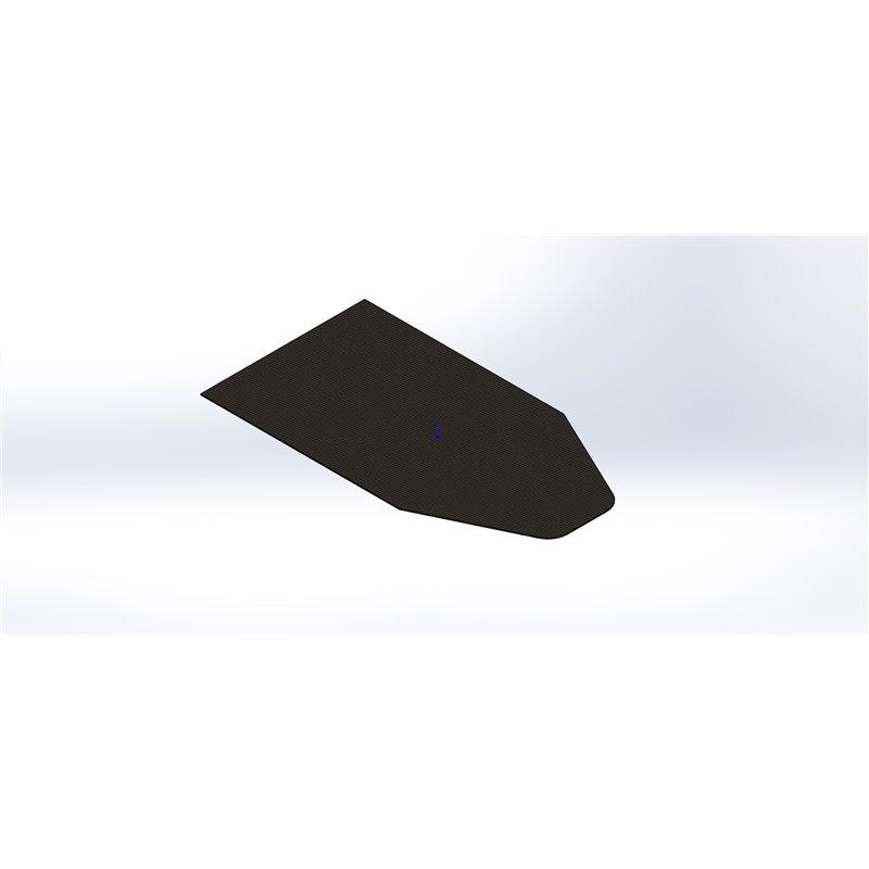 TAPIS DE SOL LISSE 3030x1635x8mm PROVAN E1  SAV