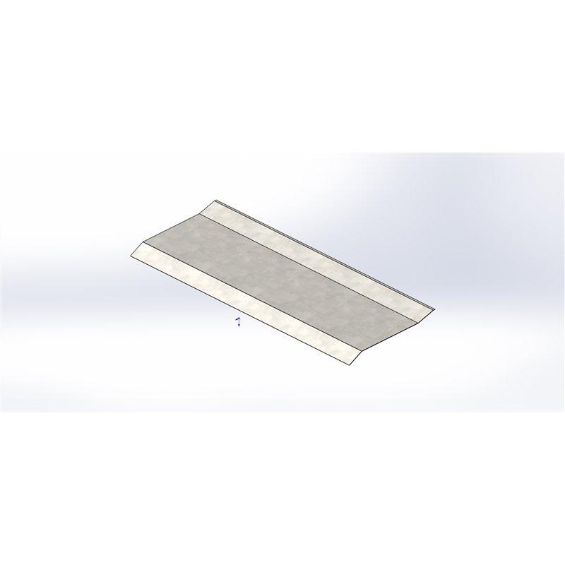 TOLE REPARATION PLANCHER SURBAISSE PROVAN E1 (SAV)