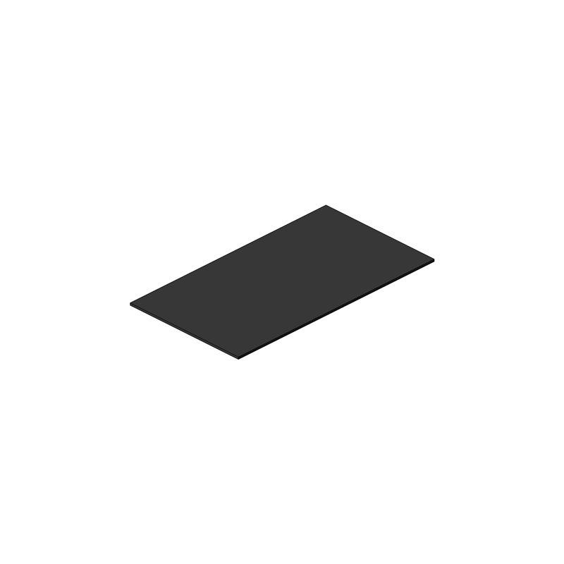 PANNEAU PE/PP 1000X1810X18 RALLONGE PLANCHER OBLIC+3