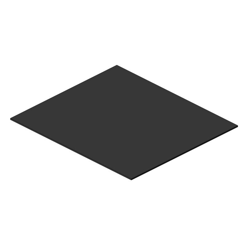 PANNEAU PE/PP 2050X1810X18 PLANCHER ARRIERE OBLIC+2 NOUVELL DIM