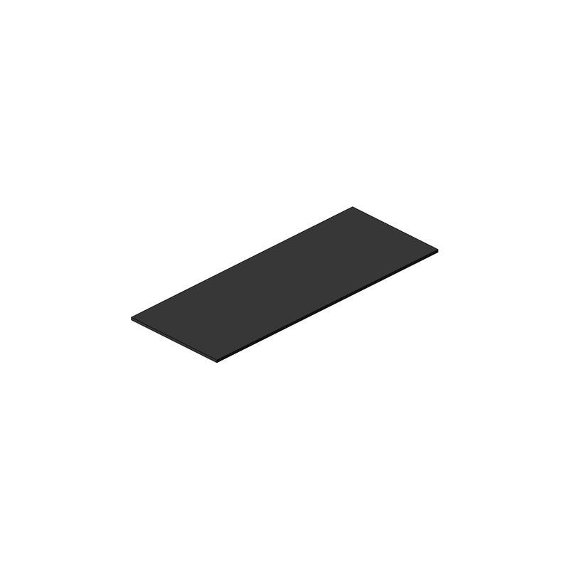 PANNEAU PE/PP 700X1810X18 RALLONGE PLANCHER OBLIC+4