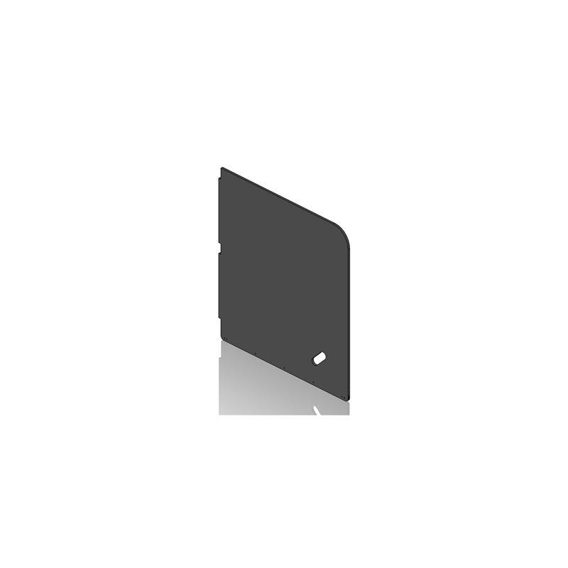 PANNEAU RODOFOAM 880x950x12 GRIS SEPARATION ARTICULE OBLIC+