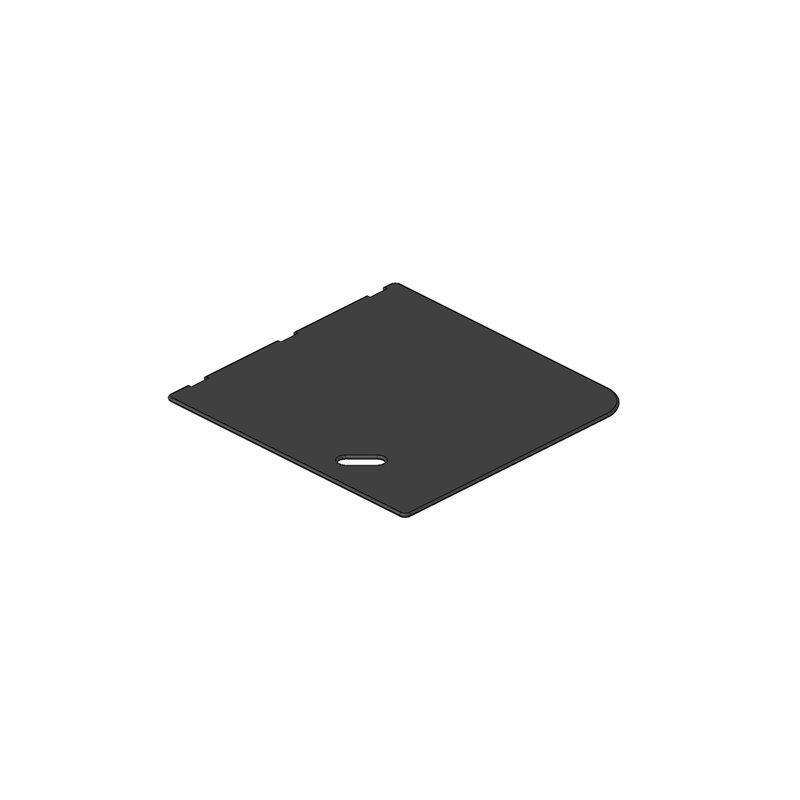 PANNEAU RODOFOAM 825X860X12 GRIS SEPARATION SORTIE PONT AVT VICTORIUS 3