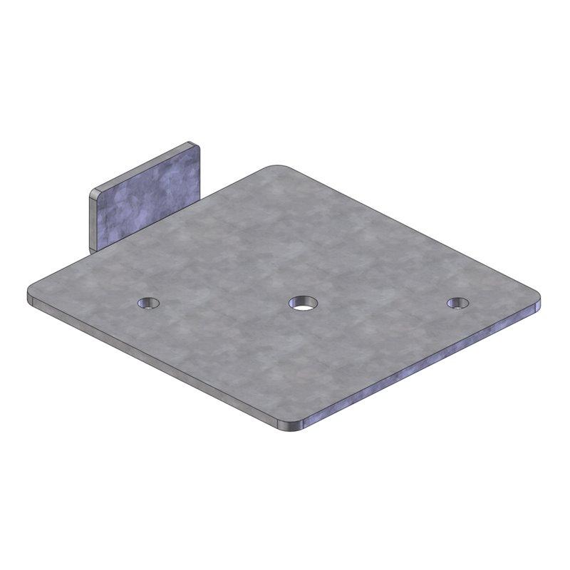 OXYCOUPE PLAT BLOCAGE POIGNEE PONT AVANT OBLIC+
