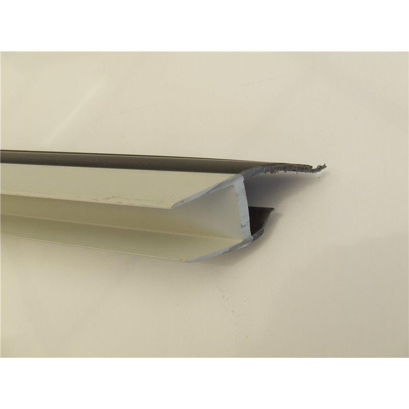 JOINT PVC GRIS/ NOIR27mm X5M PONT PODIUM